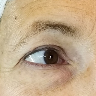 Eye & Brow from Right