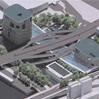 Binary Theatre Complex Design (2020)