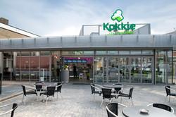 Cafetaria-Kokkie-terras
