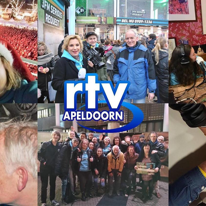 Zoetgevooisd op RTV Apeldoorn