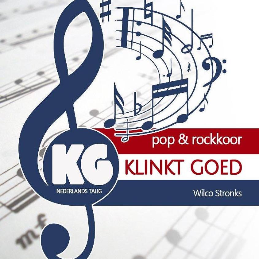 Pop & Rockkoor Klinkt Goed