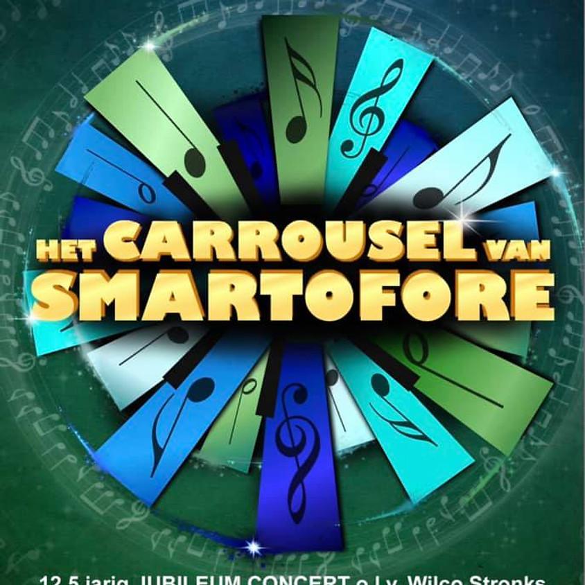 Het carrousel van Smartofore