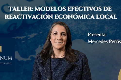 Effective Models for Local Economic Recovery