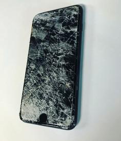 Apple iPhone Cracked Screen