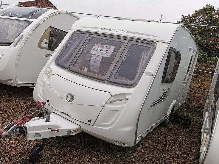 2009 Swift Charisma 230 2 berth caravan