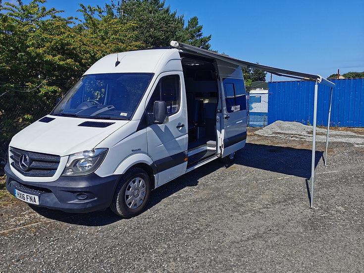 2016 Mercedes Sprinter 4 berth campervan