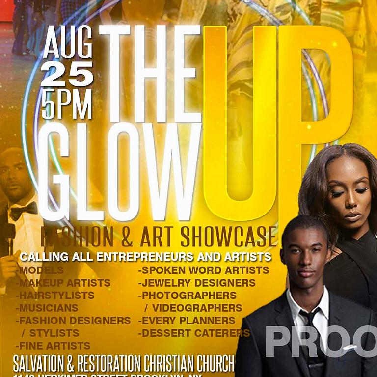 The GLOW UP Fashion & Art Showcase