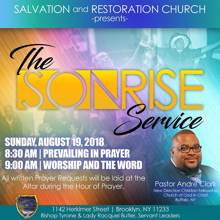 The SONRise Service @ SRC