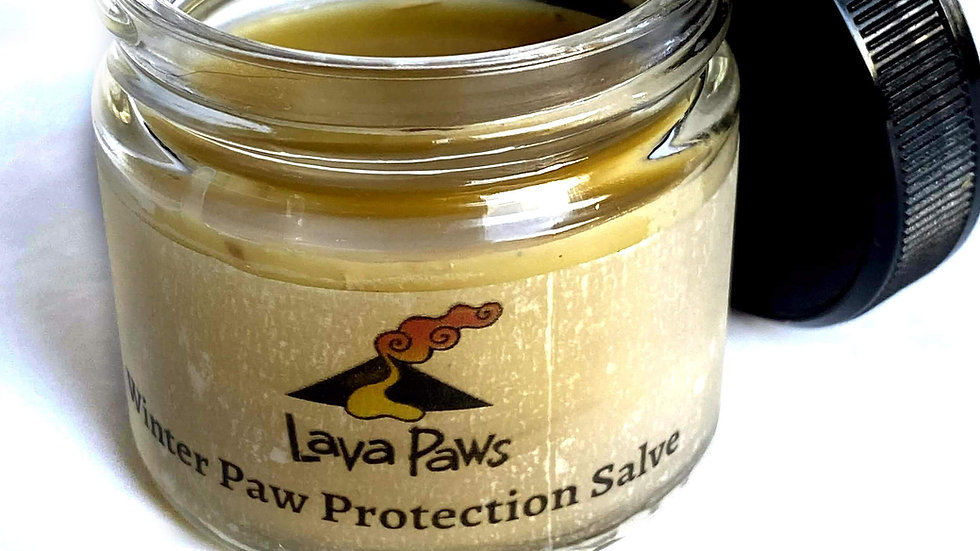 Winter Paw Protection Dog Salve