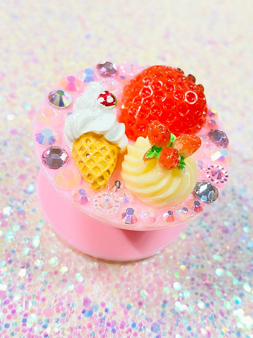 Strawberry Sweets Phone Grippy