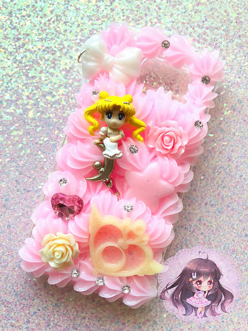 Samsung S6 Princess Serenity Decoden Case