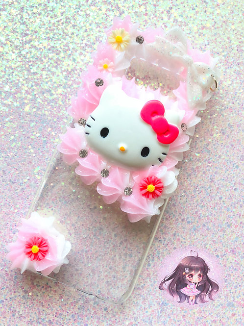 Samsung S8 Hello Kitty Decoden Case