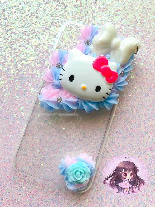 iPhone X Hello Kitty Decoden Case