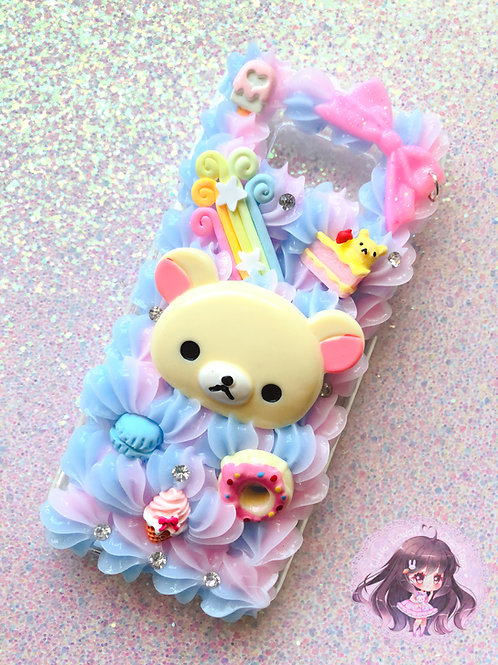 Samsung S8 PLUS Rilakkuma Decoden Case
