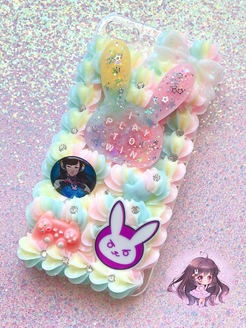 iPhone 7/8 PLUS D.Va Decoden Case