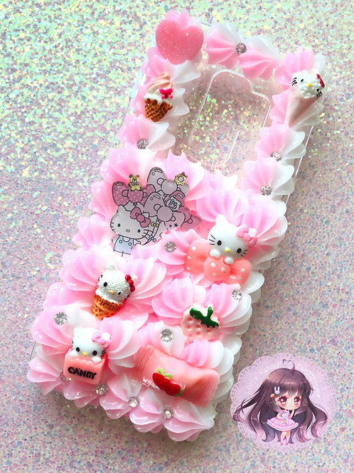 Samsung S9 PLUS Hello Kitty Decoden Case