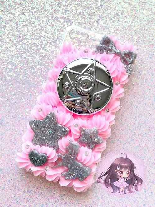 iPhone 7/8 PLUS Sailor Moon Decoden Case