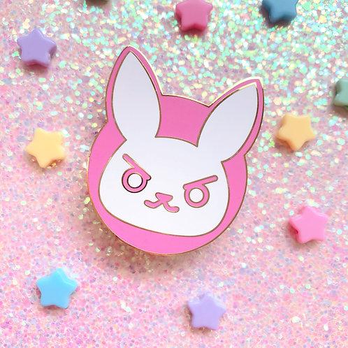D.Va Bunny Hard Enamel Pin