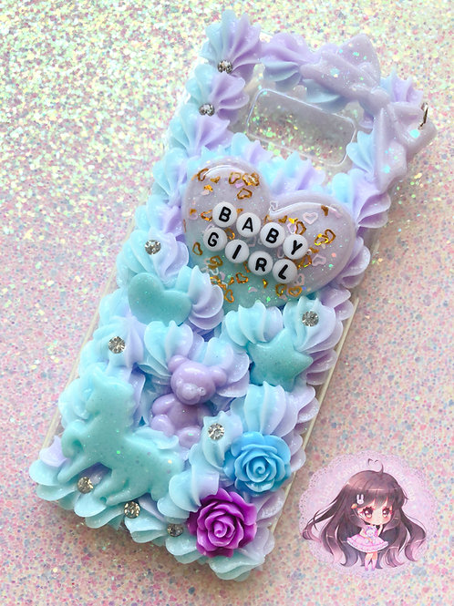 Samsung S8 PLUS Babygirl Decoden Case
