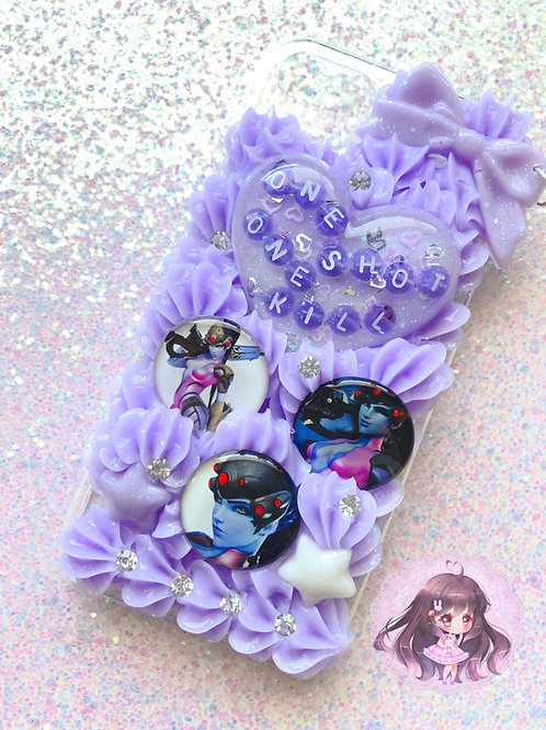 iPhone 7/8 Widowmaker Decoden Case