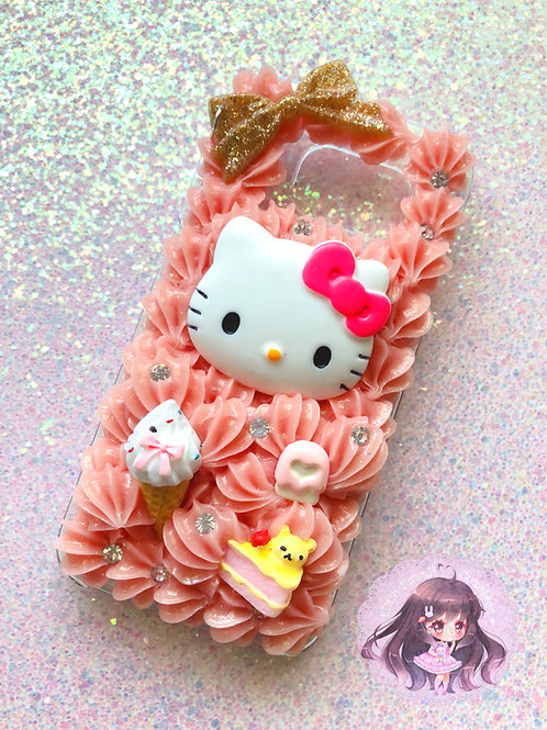 Samsung S7 Hello Kitty Decoden Case