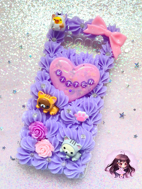 Note 8 Kitten Decoden Case