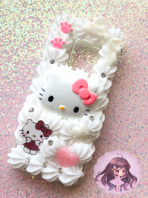 Samsung S9 Hello Kitty Decoden Case