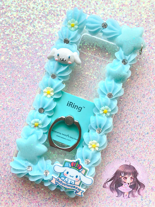 Samsung S8 Ring Decoden Case