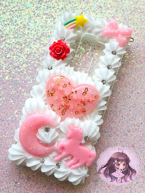 Samsung S9 PLUS Kawaii Babe Decoden Case