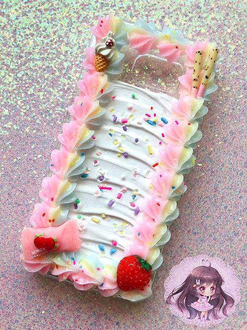 Samsung S7 Edge Cake Decoden Case