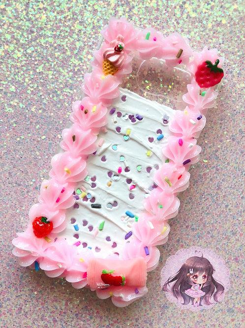 Samsung S6 Cake Decoden Case
