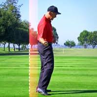 Do stand up early in your swing?