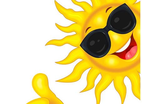 Get some sun!! I mean Vitamin D