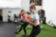 A group strength based workout