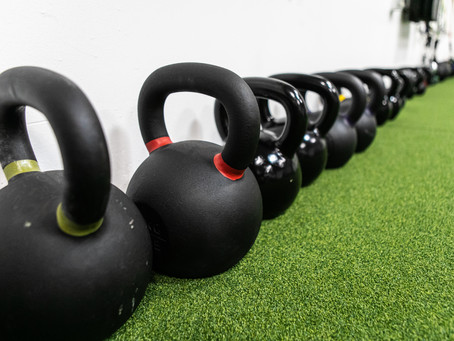 Why Kettlebells work so well and why everyone should have one