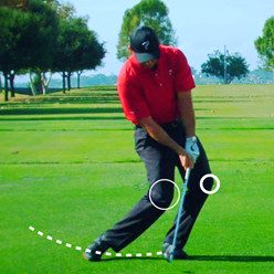 Do you legs buckle during your golf swing?