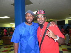 Myself and my Bro. Deacon Cory Mobley