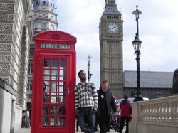 International Tour-London UK