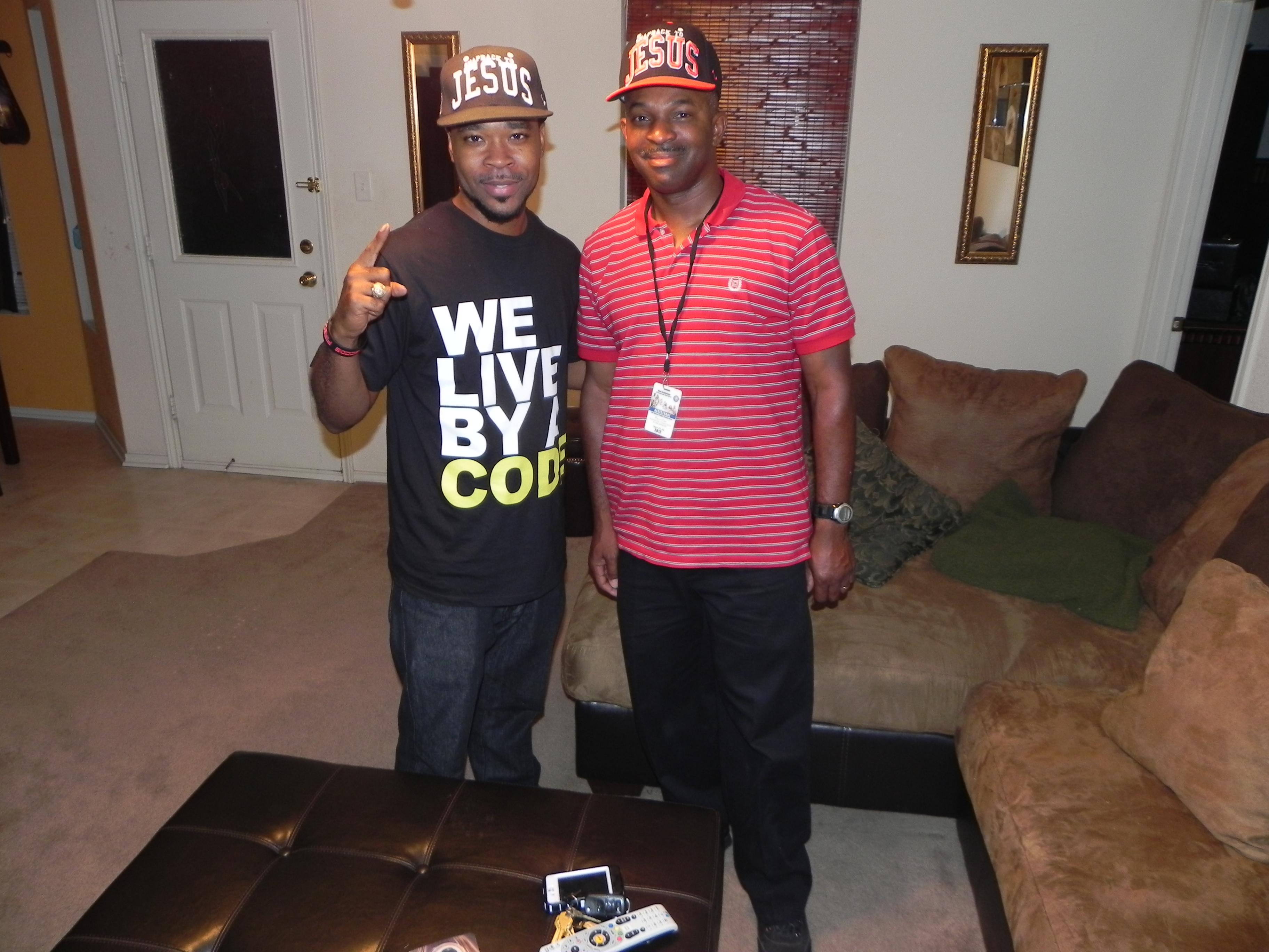 Me & Uncle Roland
