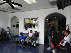 Perfect Cuts- Barbershop Tour