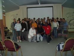 Vacation Bible School- England 2009