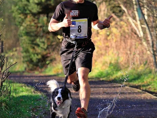 Cani-Cross: Running with Man's Best Friend