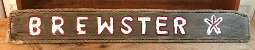 Brewster Sign