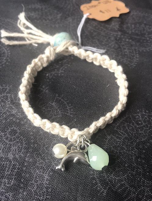 Children's Hemp Bracelet