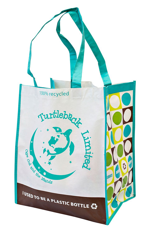 Reusable Shopper: Turquois