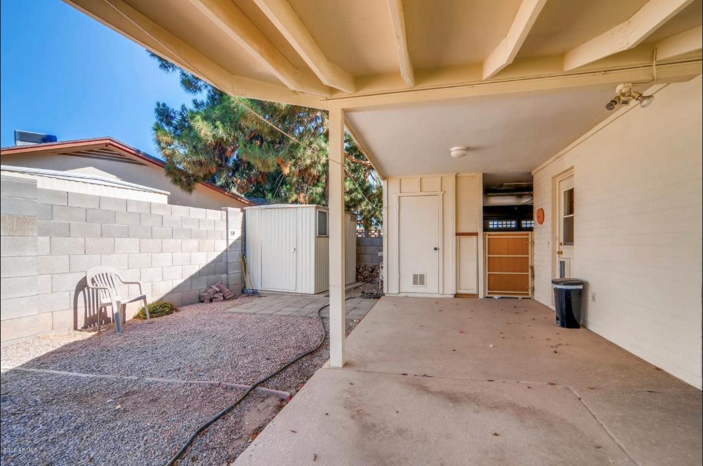 Side Yard-New Addition Area