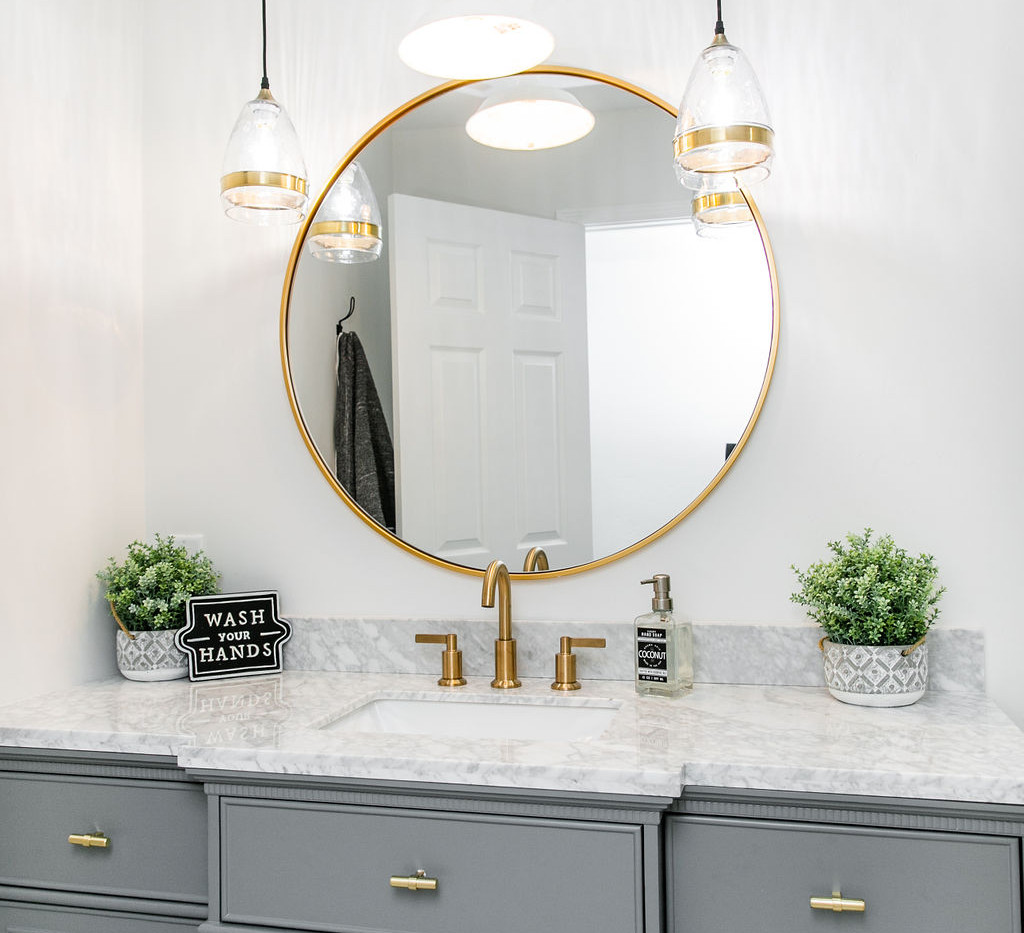 Larger Vanity