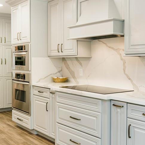 Same Cabinets, Refinshed and Modernized