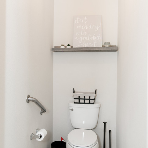 Master Bathroom Toilet Room