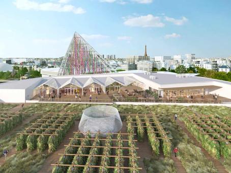 Dünyanın En Büyük Kent Çiftliği Paris'in Çatılarında Kuruluyor